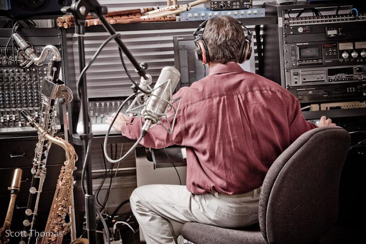 Online Overdubs studio