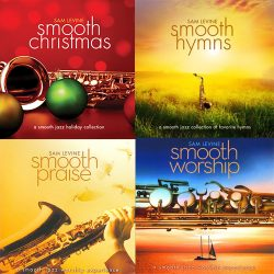 4 Pack Smooth Christmas, Smooth Hymns, Smooth Praise, & Smooth Worship